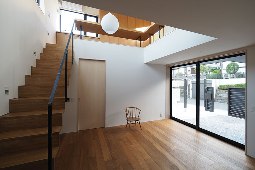 住宅 設計:桑原茂建築設計事務所