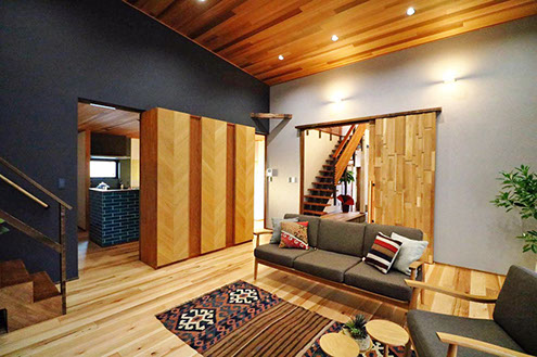 住宅 設計:Zero Style Architect