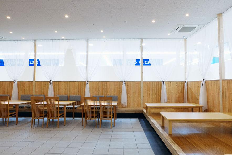 飲食店 設計:エイバンバ一級建築士事務所
