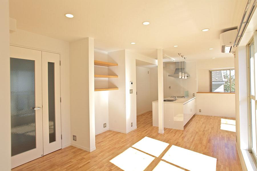 住宅 設計:グライド建築設計事務所