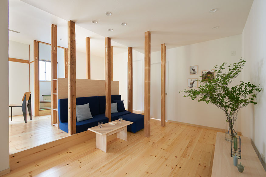 住宅 設計:カクドット