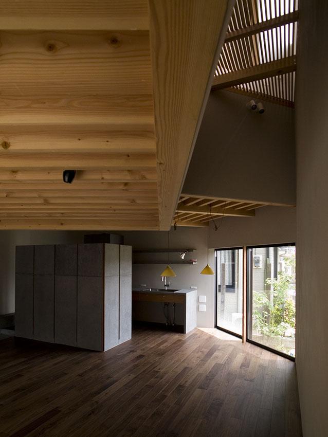 住宅 設計:UND一級建築士事務所