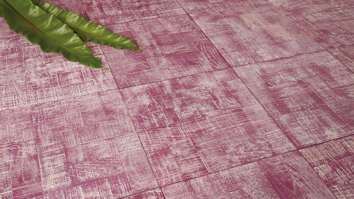 ウッドカラーパレット ラズベリー