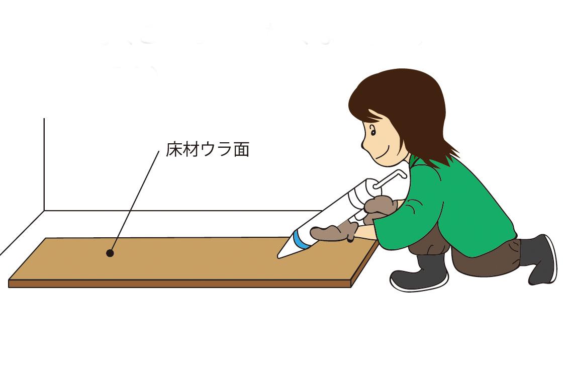 施工時の注意